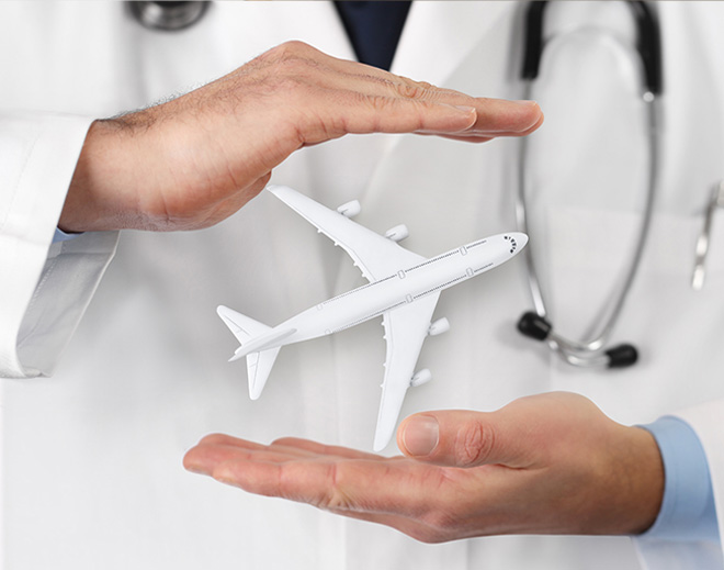 EBMS miChoice medical tourism benefit plan cost management travel