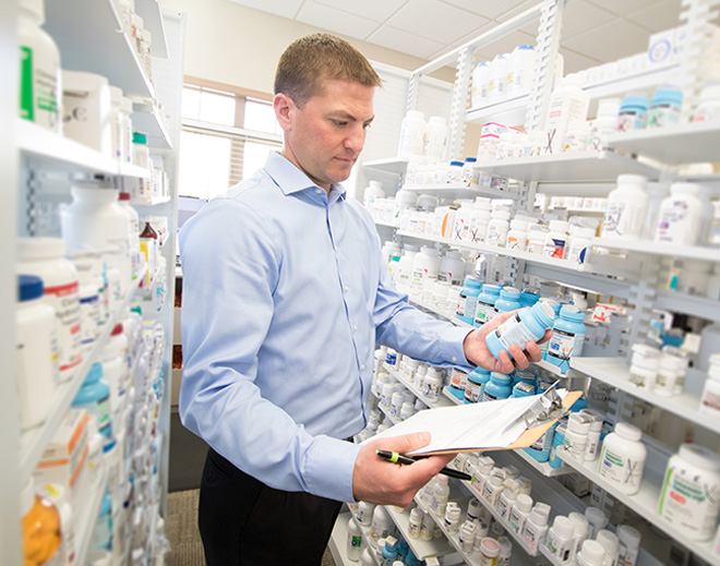 EBMS miRx specialty pharmacy services drug management prescription
