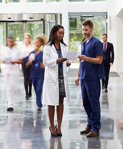 EBMS miChoice solutions for healthcare benefit plan