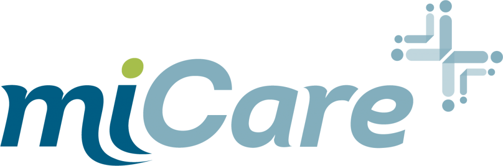 EBMS miCare logo healthcare solutions benefit plan transparency