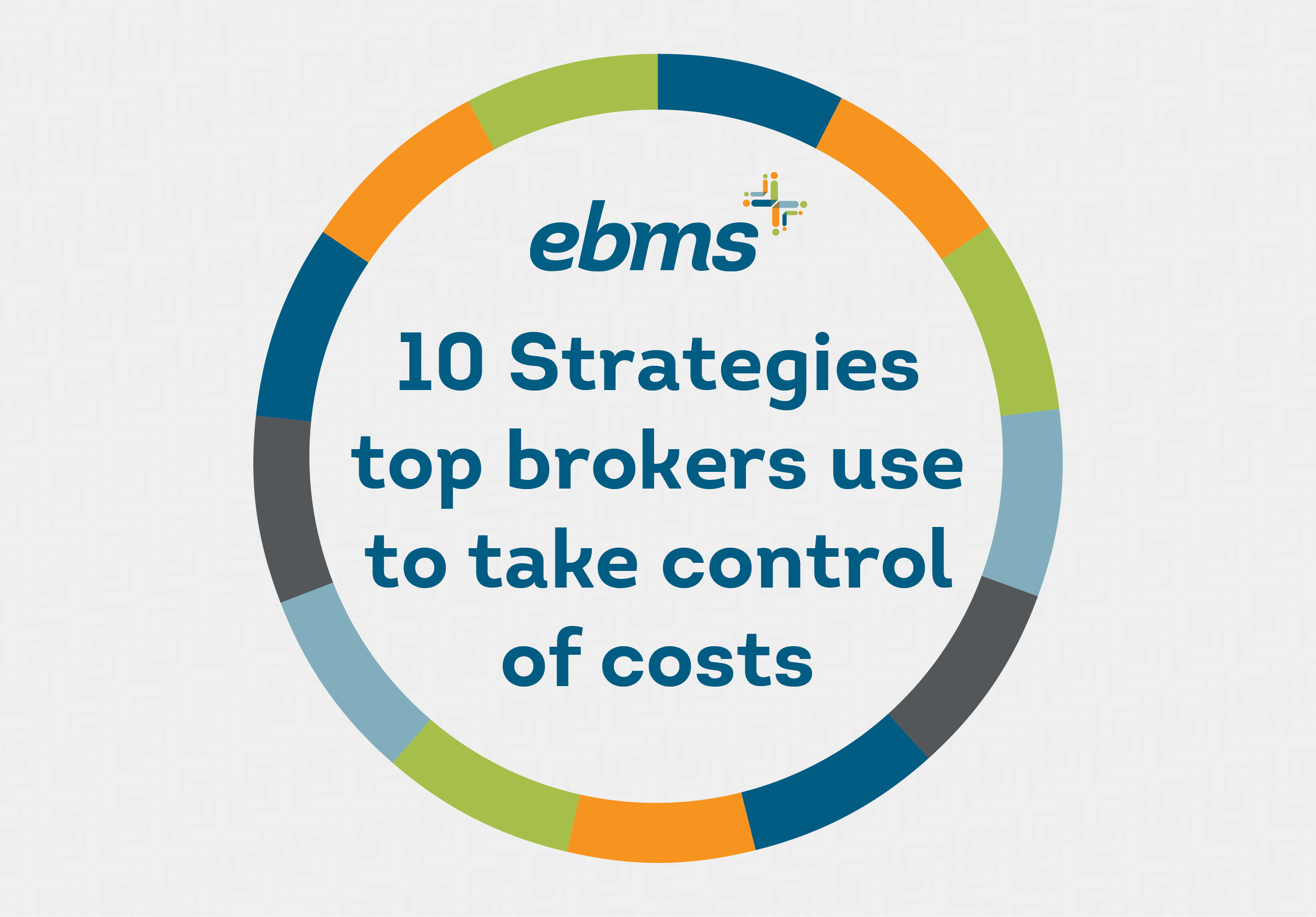 Strategies to Control Costs